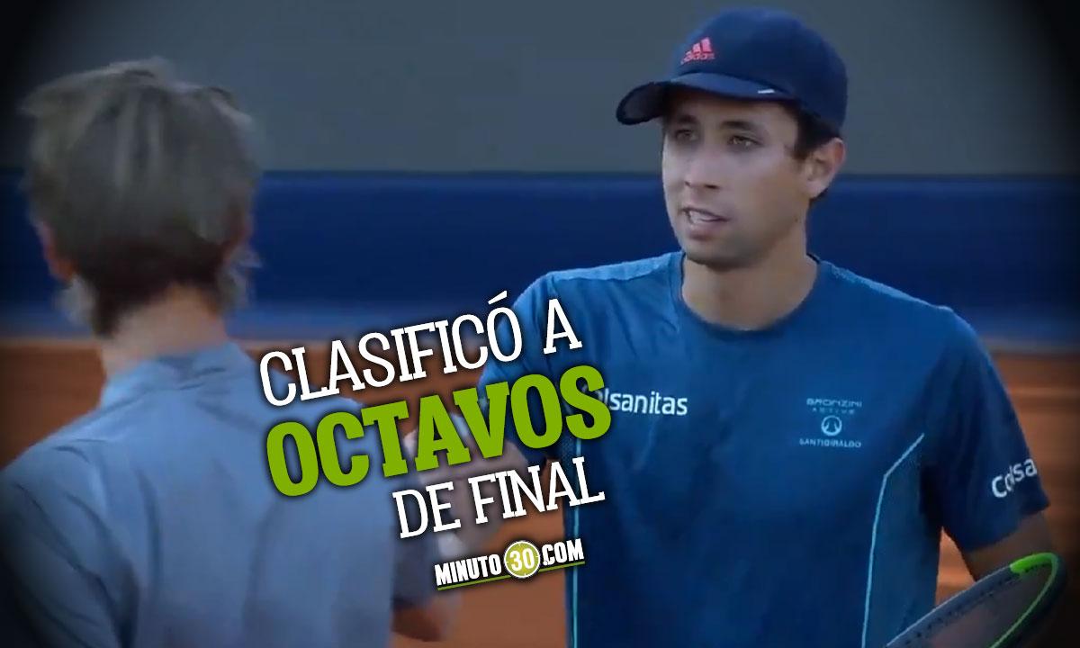 Daniel Galan logro importante triunfo en ATP 250 de Munich