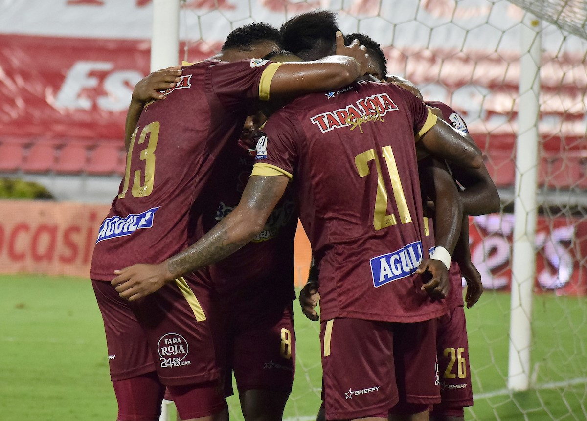 Deportes Tolima vs Deportivo Cali cuartos Liga 1 Copiar