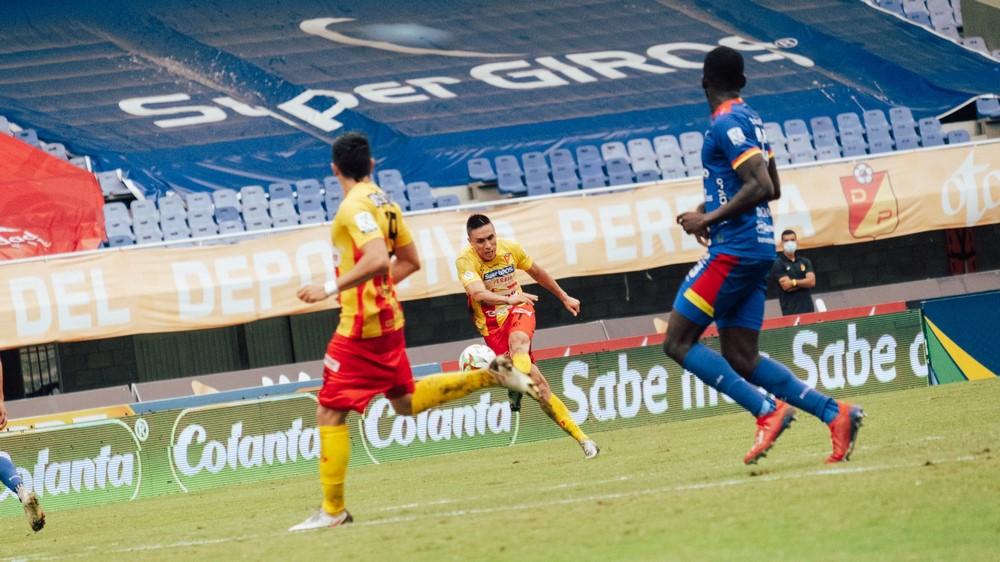 Deportivo Pereira vs Deportivo Pasto 4