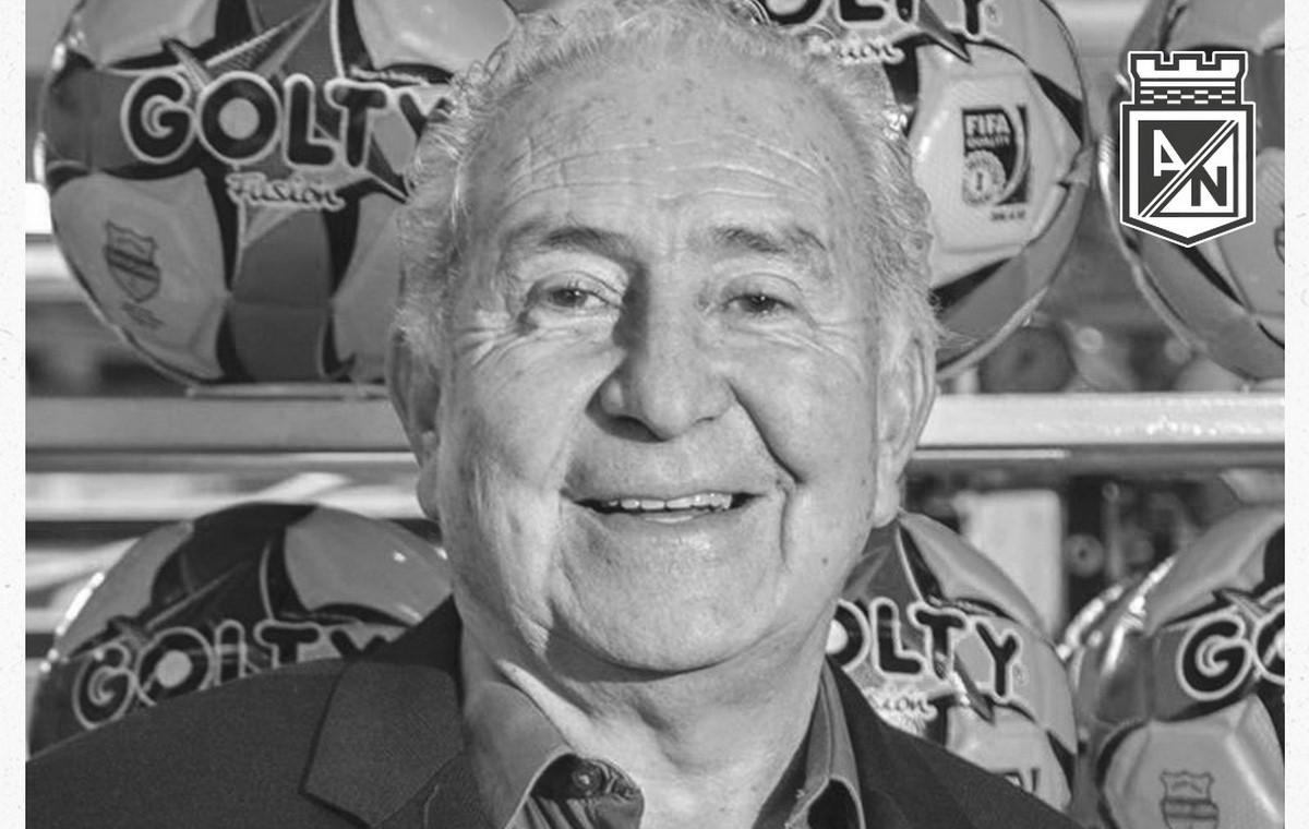 Eduardo Martinez presidente de Golty