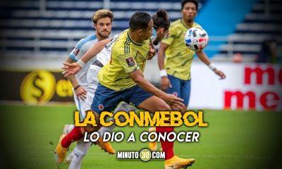 Eliminatorias Suramericanas tienen nuevo calendario