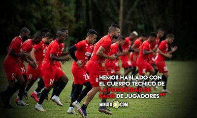 En Independiente Medellin quieren prescindir de algunos jugadores