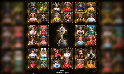 Equipos Copa Libertadores 2021