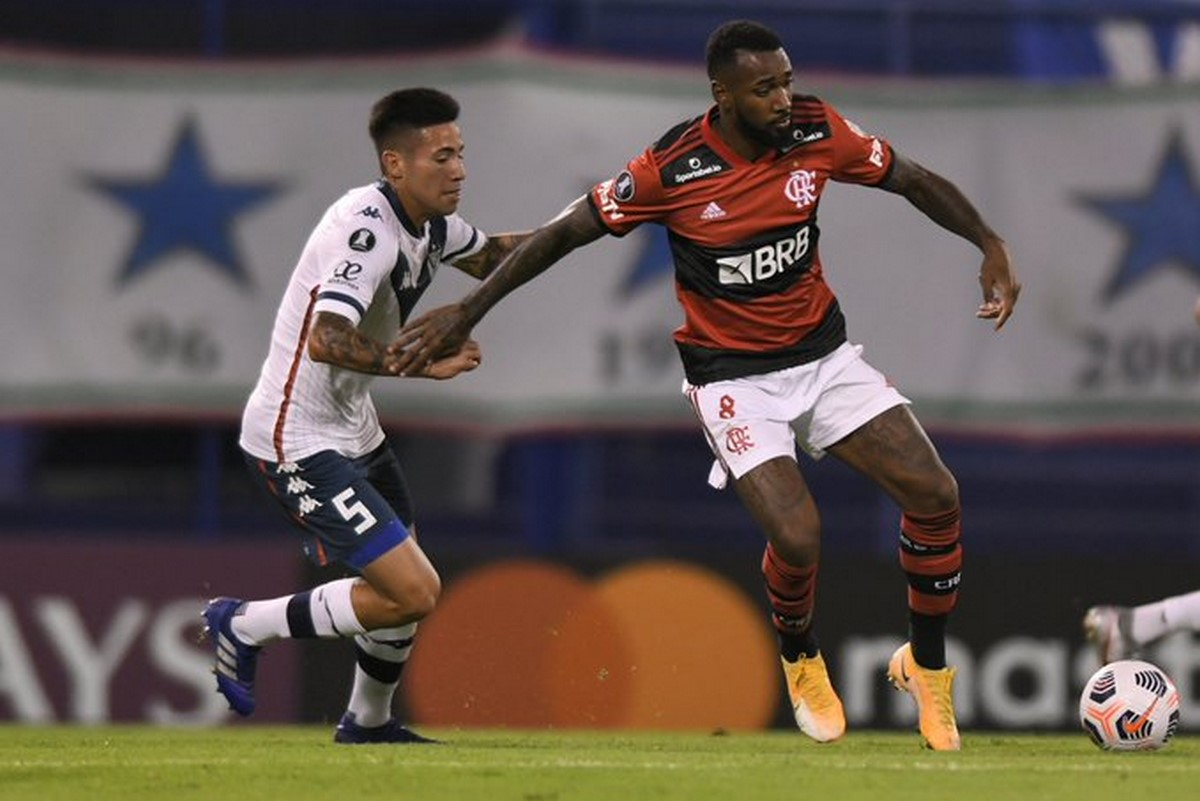 Fase de grupos de la Copa Libertadores se abrio con seis partidos 3