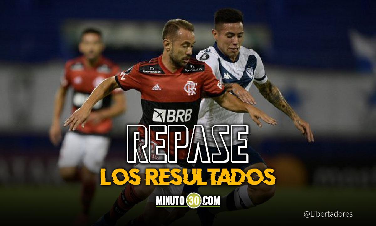 Fase de grupos de la Copa Libertadores se abrio con seis partidos