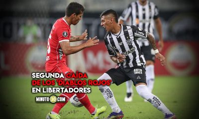 Goles y mejores momentos del triunfo de Mineiro sobre America de Cali