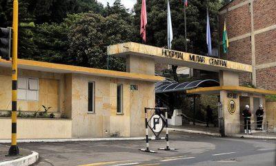 Ya recuperaron cuatro de las armas hurtadas del Hospital Militar de Bogotá