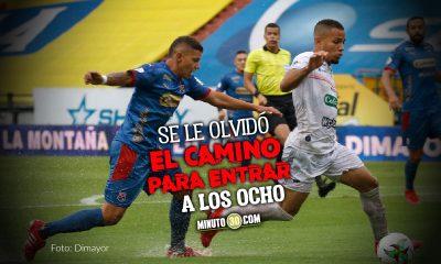 Independiente Medellin igualo su peor racha sin clasificaciones