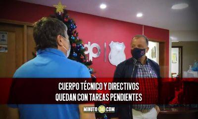 Independiente Medellin salio a vacaciones