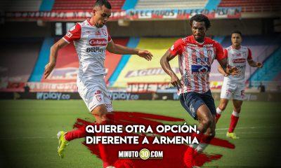 Independiente Santa Fe busca un plan C para enfrentar a Junior