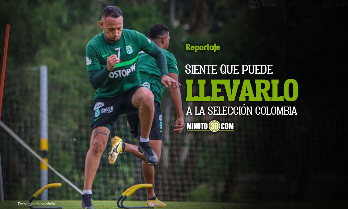 Jarlan Barrera tiene claro que la Copa Libertadores es una vitrina excepcional 1
