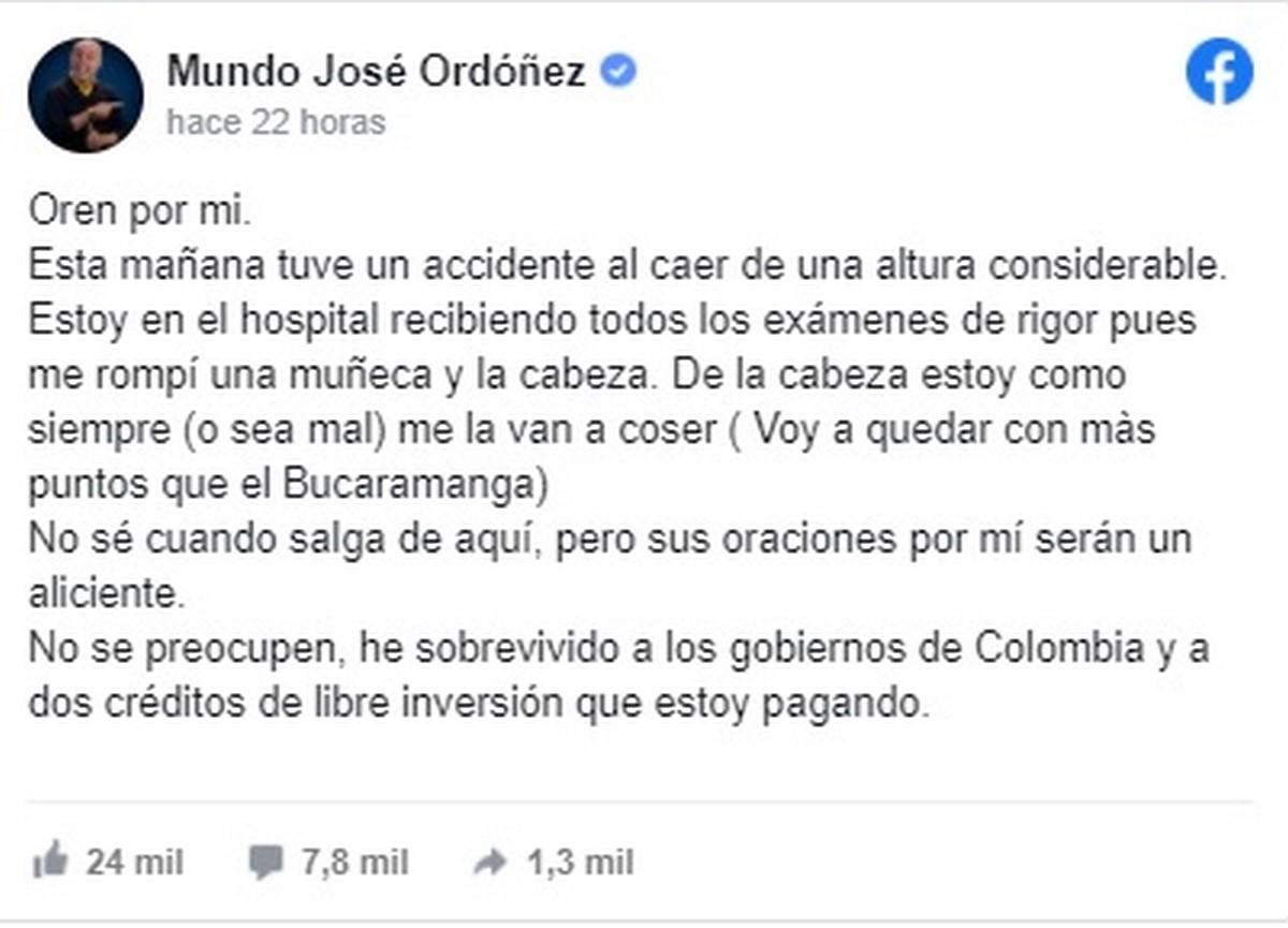 Jose Ordonez 1
