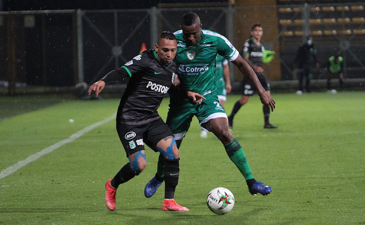 La Equidad derroto 1 0 Atletico Nacional en la Liga BetPlay 2