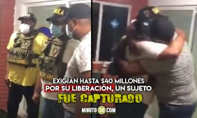 Rescataron a dos hombres en Barranquilla