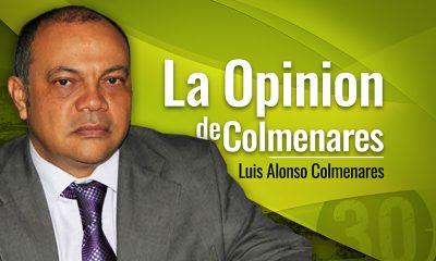 Luis Alonso Colmenares La Opinion De Colmenares