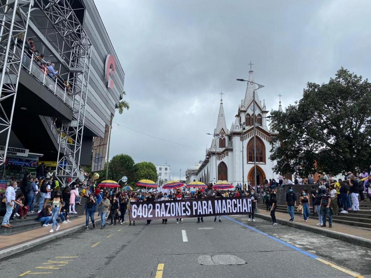 Manizales marcha paro nacional 3