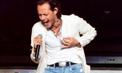 El cantante estadounidense de origen puertorriqueño Marc Anthony. EFE/ Eduardo Muñoz Álvarez/Archivo