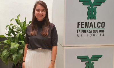 María José Bernal Gaviria, Directora Ejecutiva de Fenalco Antioquia