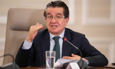 Ministro de Salud-trombos