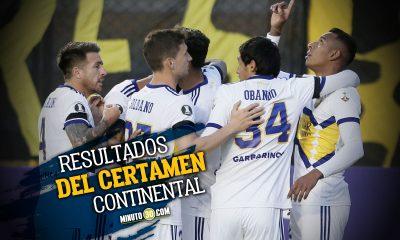 Muchas sorpresas en la jornada del miercoles de la Copa Libertadores