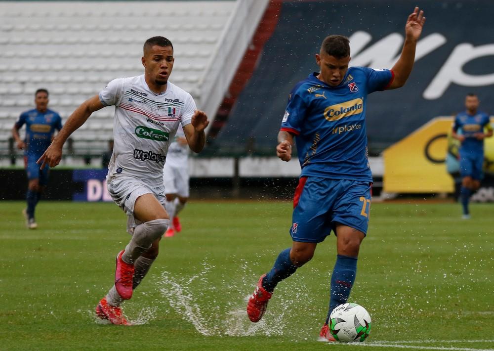 Once Caldas vs Independiente Medellin 2