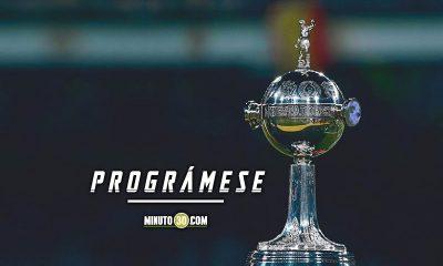 Partidos para alquilar balcon este miercoles en la Copa Libertadores 2021
