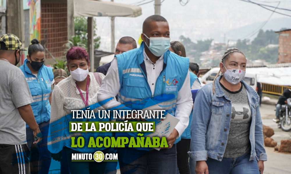Personero de Medellín