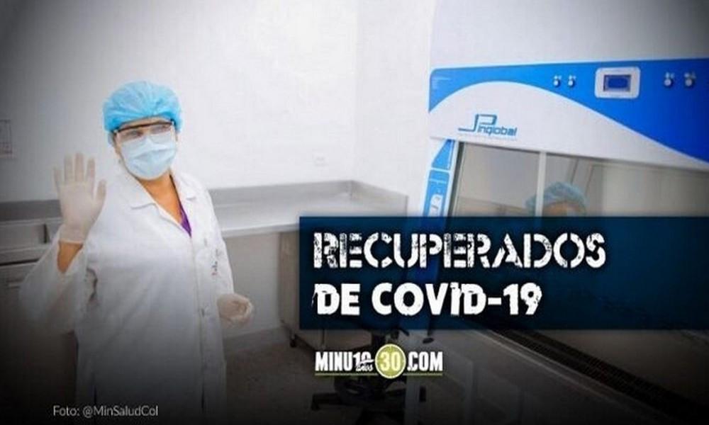 Nuevos recuperados de Covid en Antioquia hoy, ya son 384.277
