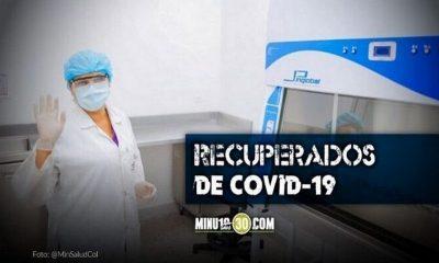 En Antioquia se recuperaron en las últimas horas 399.147 personas de Covid