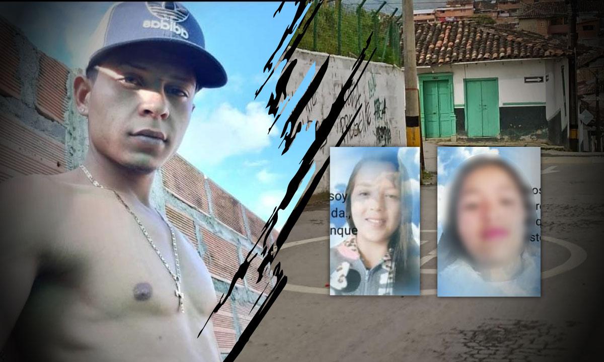 Reportan masacre en Sonson y una de las victimas seria una nina INTERNA