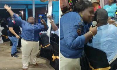 Video: ¡Le hicieron 'mamola' al decreto! Así fue la rumba de funcionarios en Riosucio, Chocó