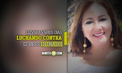 Murió la presidenta del Festival Francisco El Hombre por Covid-19