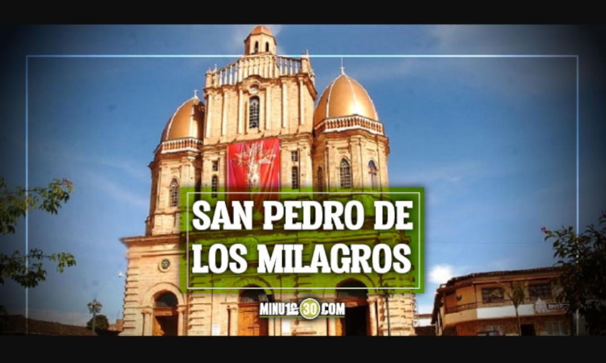 San Pedro de los Milagros
