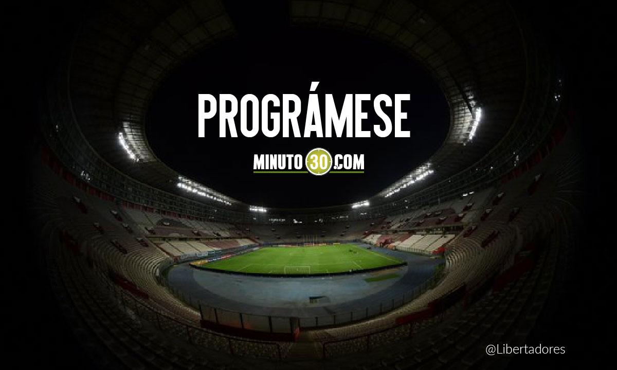 Siete partidos en la agenda de este martes en la Copa Libertadores