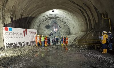 Túnel de Amagá
