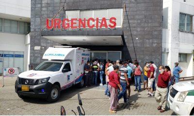 Autoridades se pronuncian sobre el atentado contra el Gerente del Hospital de Caucasia