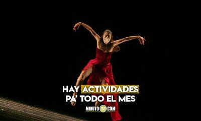 Hoy es el día de la Danza y así lo celebra Medellín ¡Programese pues!