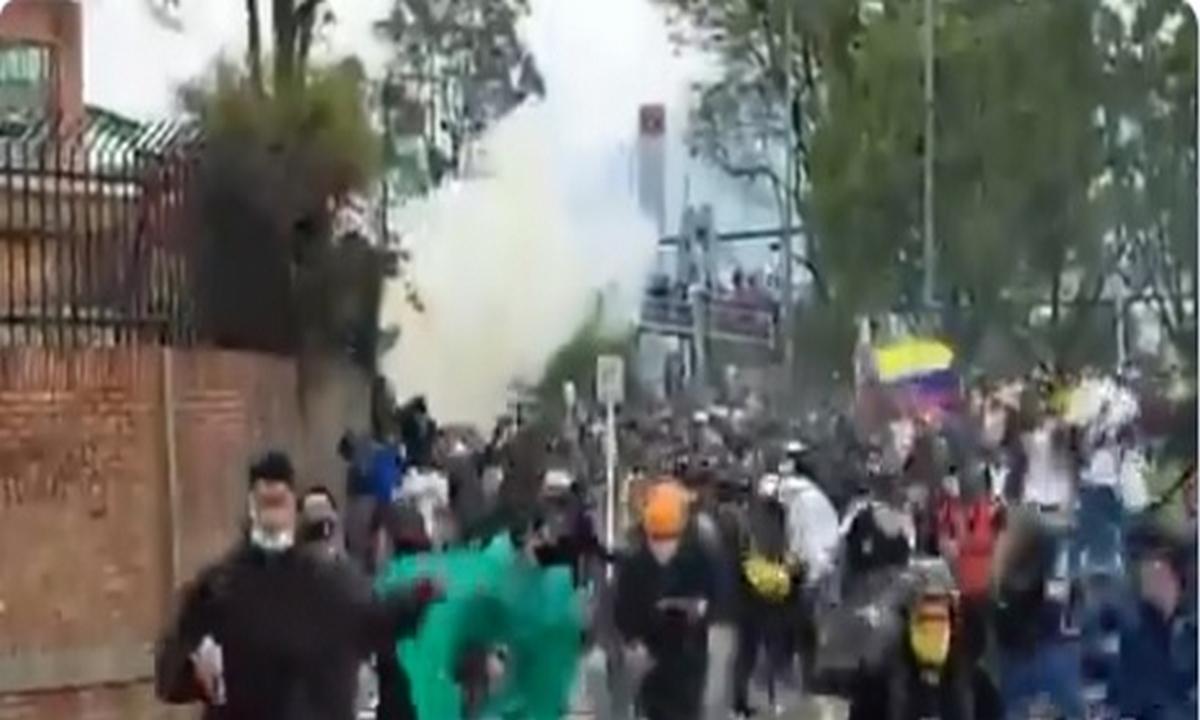 Canal RCN-disturbios
