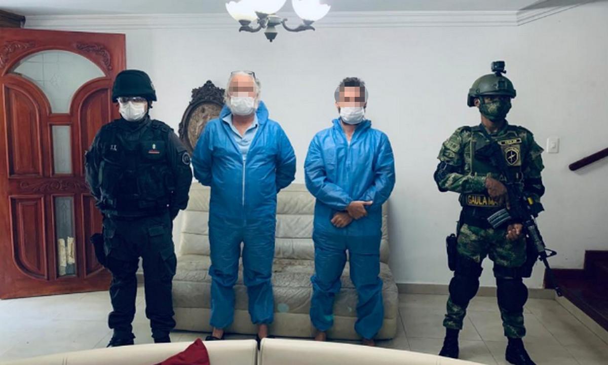 """""""Gringos"""" que vendían la supuesta 'cura' contra el Covid en Santa Marta podrían ser condenados a cadena perpetua"""