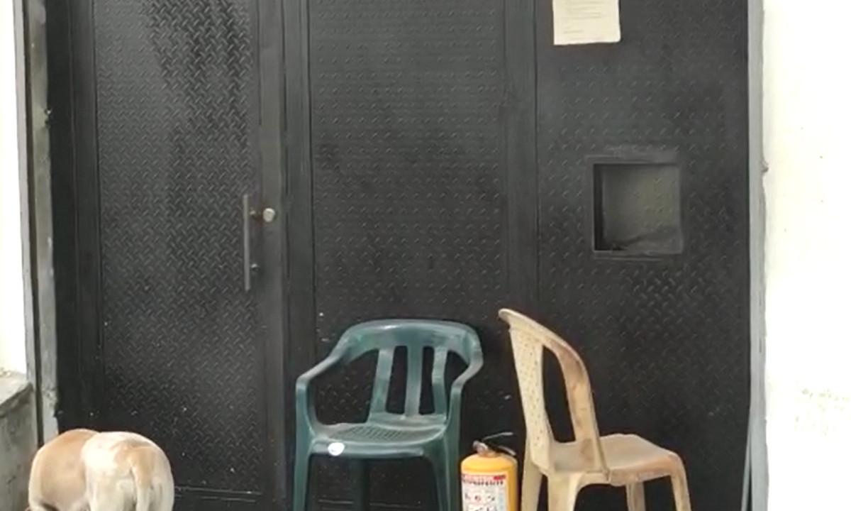 Video: Internos de la cárcel de Segovia incendiaron colchones