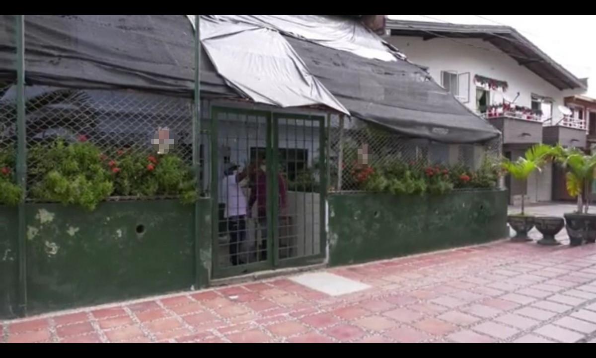 Cuatro presos se habrían fugado de la cárcel de Tarazá
