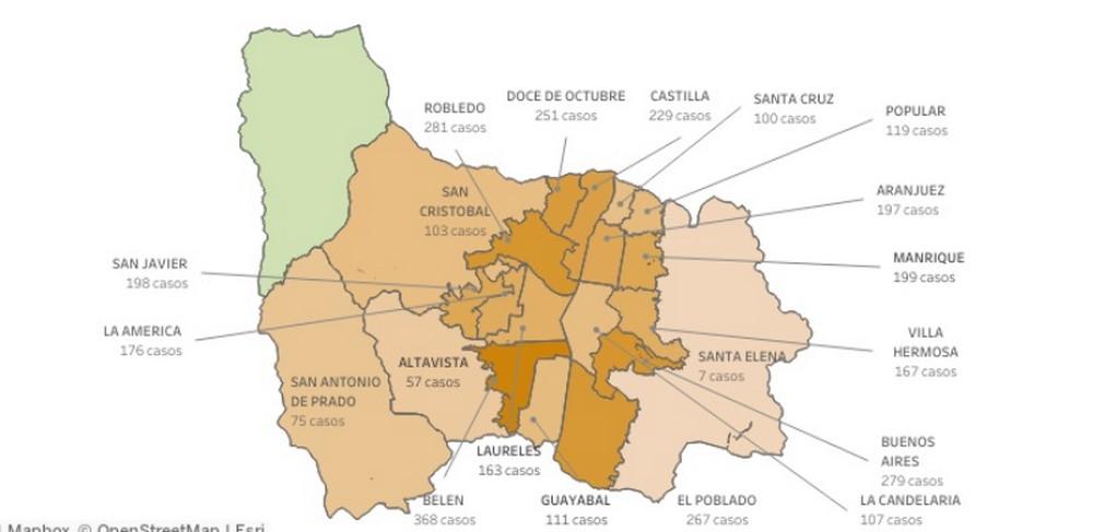 covid comunas mapa 13 04 2021