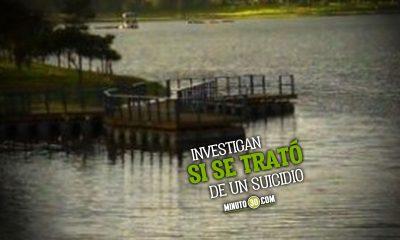 Encontraron un cuerpo en el lago del parque Simón Bolívar en Bogotá