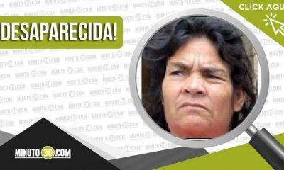 Blanca Ruth Arboleda Osorio desaparecida