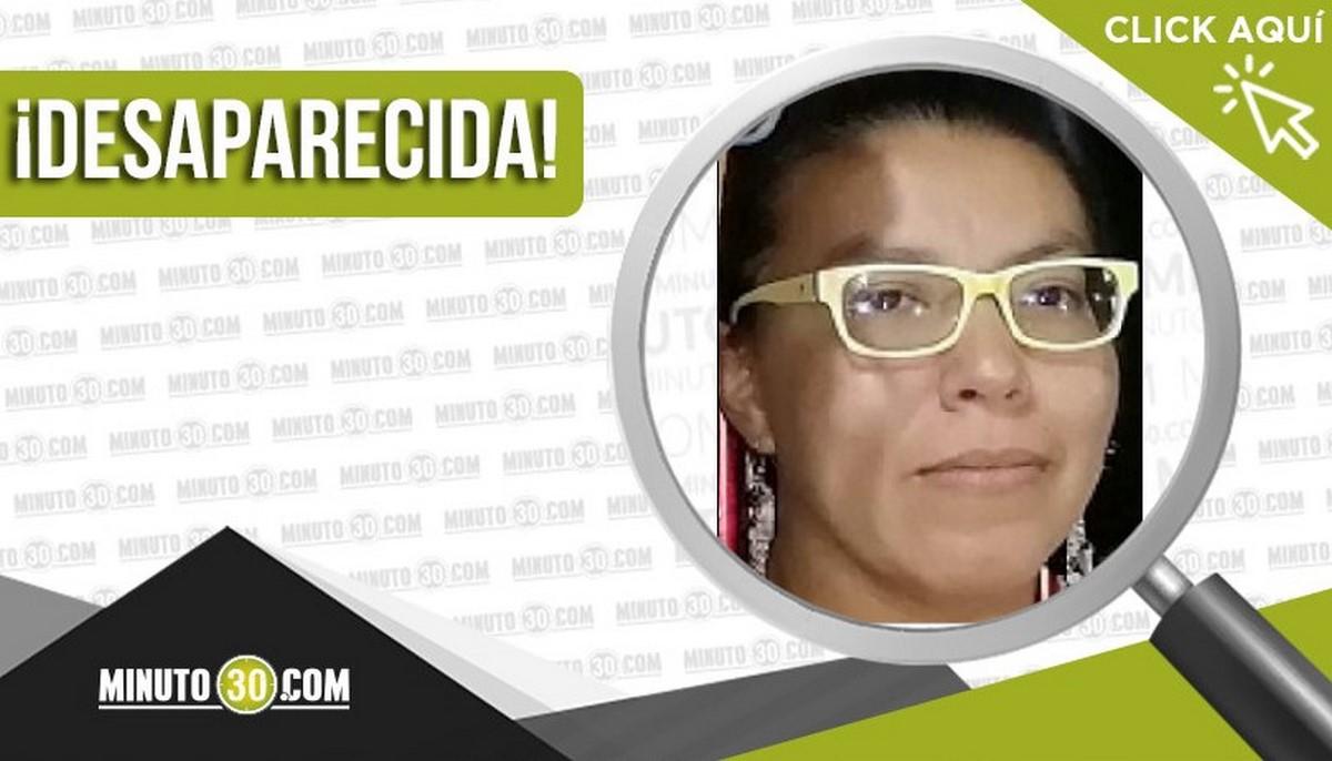 Flor Enith Holguín Torres desaparecida