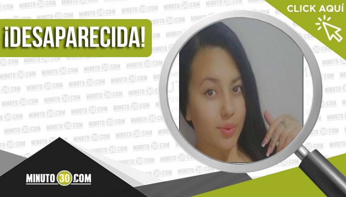 Vanessa Morales Cardona desaparecida