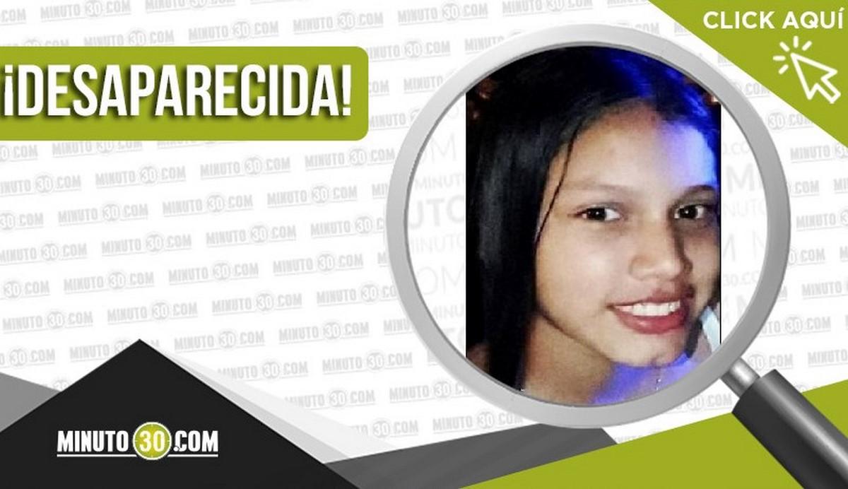 Luisa María López Úsuga desaparecida