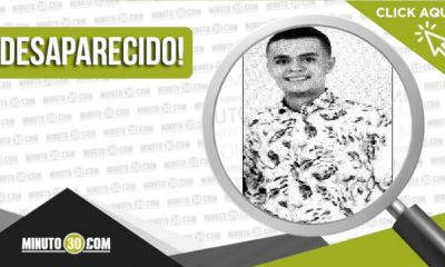 Franklin Guzmán Rodríguez desaparecido