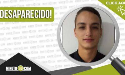 Santiago Vélez Álvarez desaparecido