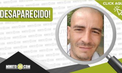 Víctor Javier Ramírez Cardona desaparecido